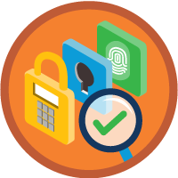 Cybersecurity Compliance Analysis icon
