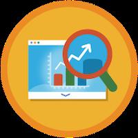 Data Analysis in Datorama icon