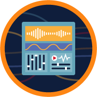 Data Analysis in Tableau Desktop icon