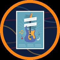 Data Presentation and Publication in Tableau Desktop icon