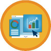 Datorama Reports Advanced in Marketing Cloud icon