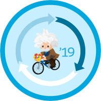 Dev Lifecycle and Deployment Designer Certification Maintenance (Spring '19) icon