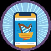 Digital Advertising: Quick Look icon