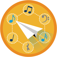 Distributed Marketing Features icon