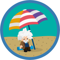 Einstein Discovery Story Insights badge