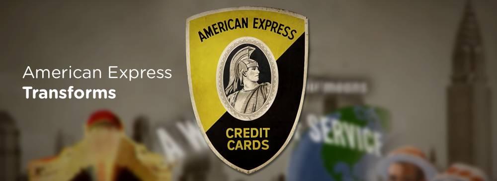 American Express Transforms