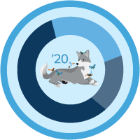 Einstein Analytics and Discovery Certification Maintenance (Spring '20) icon
