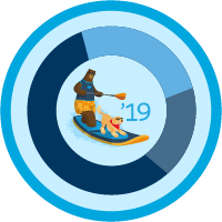 Einstein Analytics and Discovery Consultant Certification Maintenance (Summer '19) icon