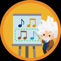 Einstein Content Selection Basics icon