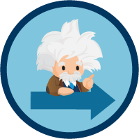 Einstein Next Best Action icon