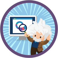 Einstein Discovery for Reports: Quick Look icon