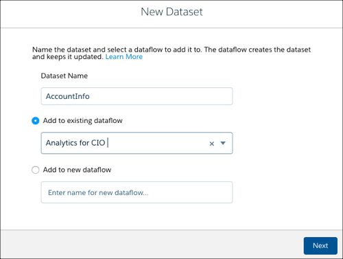 Unidad Add More Data to Analytics Dashboards | Salesforce Trailhead