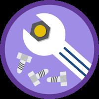 Field Service Preventive Maintenance badge
