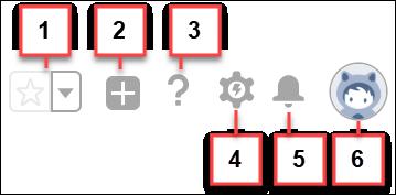 4 ~ 9 が強調表示されたホームページのヘッダー