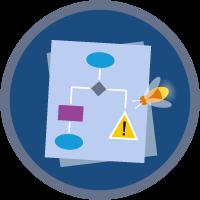 Flow Troubleshooting icon