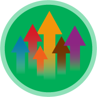 Girl Scout Leadership Lessons badge