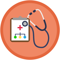 Health Cloud Data Models icon