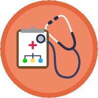 Health Cloud Data Models icon