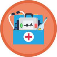 Health Cloud for Med Tech Sales icon