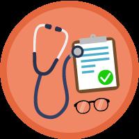 Health Cloud Utilization Management icon