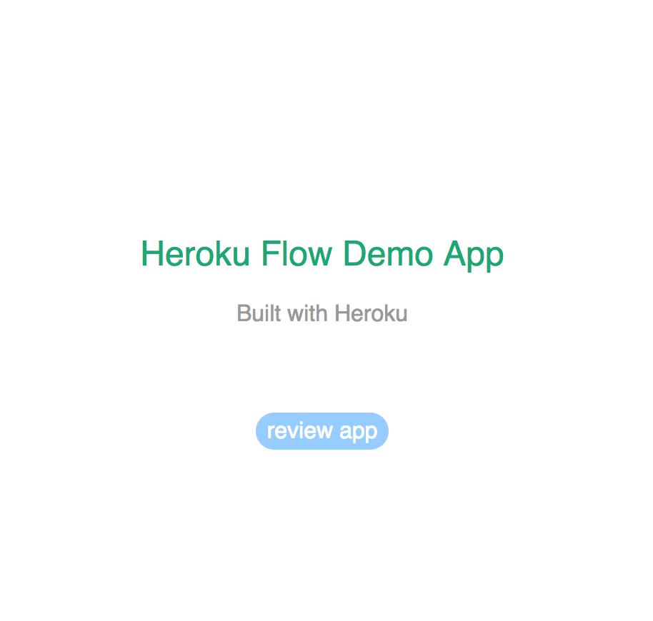 Öffnen der Review App im Browser