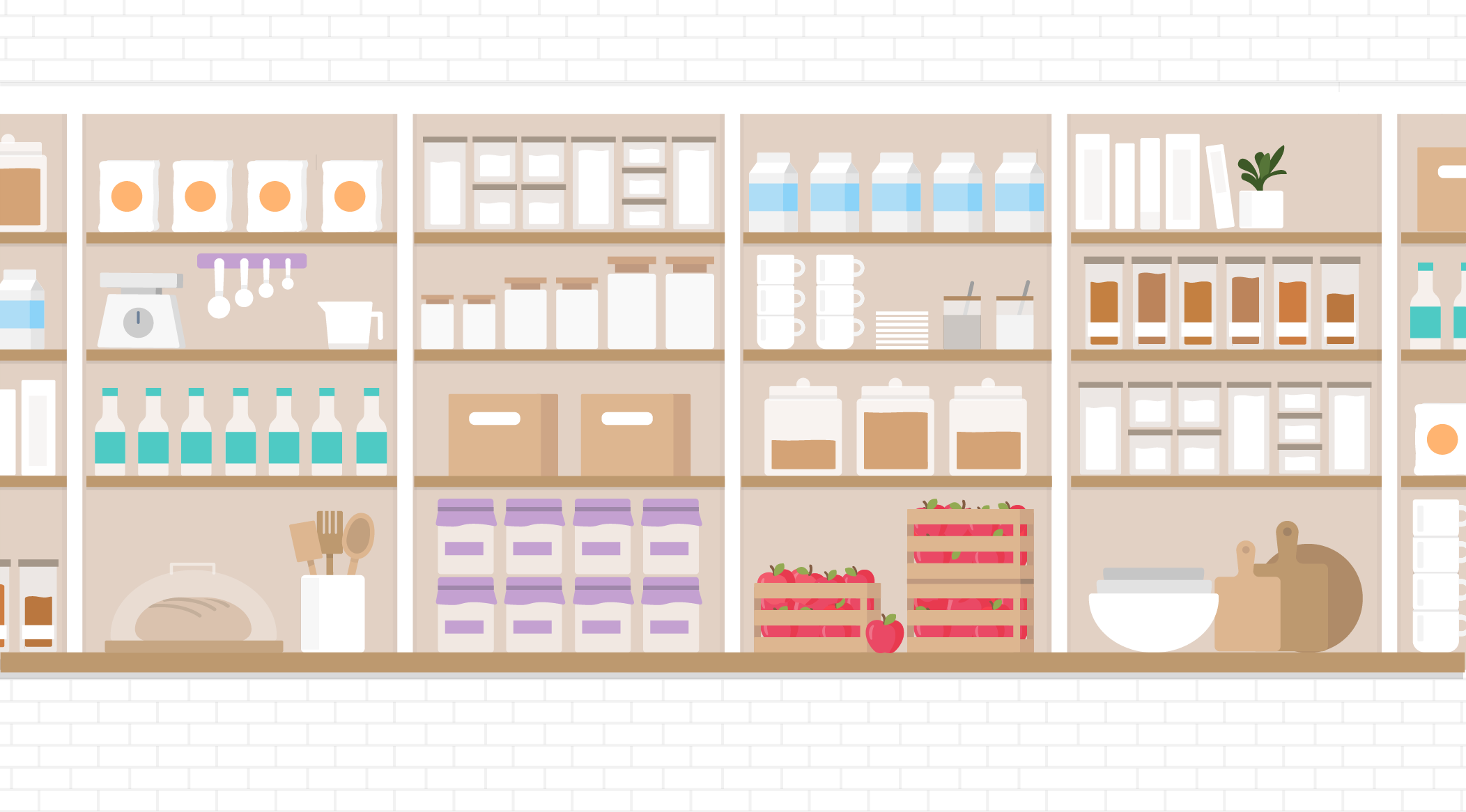 EDA is like a perfectly organized pantry that allows you to find exactly what you need without searching through clutter.