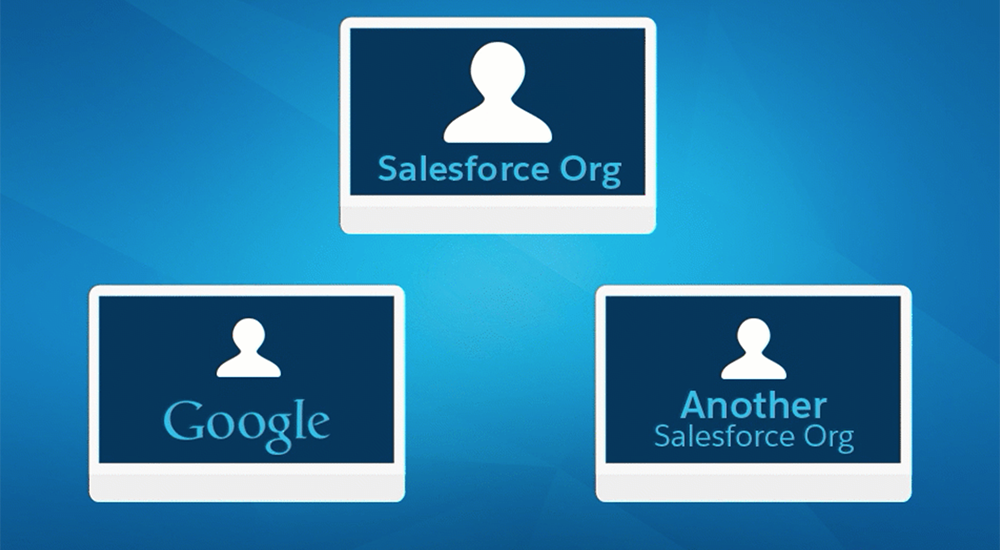 Users of Salesforce Identity