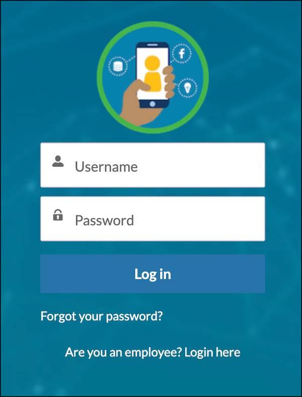 ログインページの「Customer 360 Identity」モジュール