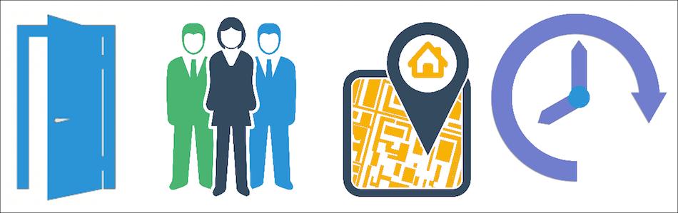 適切なアクセス権を適切なユーザに、適切な場所と適切なタイミングで付与