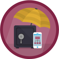 Insurance for Financial Services Cloud Data Model Basics icon