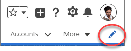 Edit nav bar icon