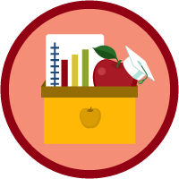 Education Cloud を使用した大口支援者リレーション管理 icon