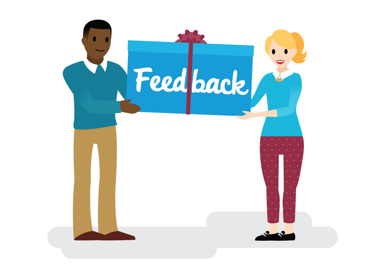 Feedback as a gift you can give