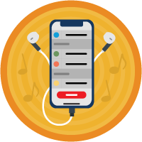 Mobile Contact Management icon