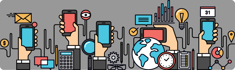 The interconnected mobile world