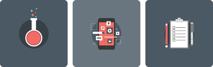The three elements of mobile user experience