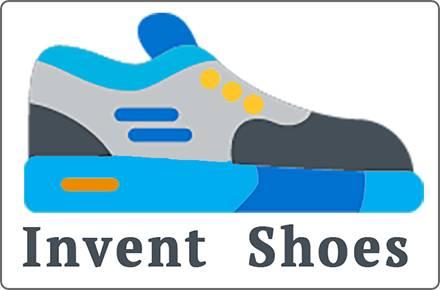 Invent Shoes Logo
