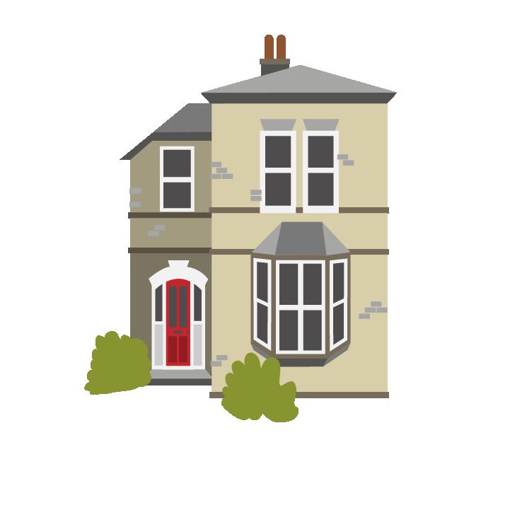 La casa de los sueños de Sandra