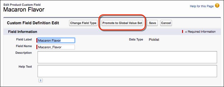 Custom field values on separate lines