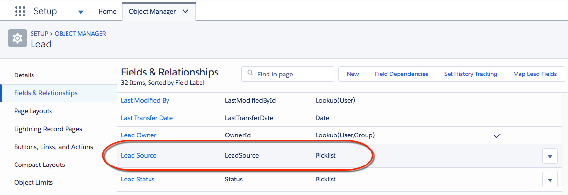 Get Started with Picklists Unit | Salesforce Trailhead