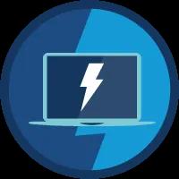 Lightning Experience Development badge icon.