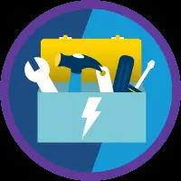 Lightning Experience Customization Trailhead badge.