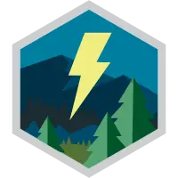 Lightning Experience Specialist badge icon.