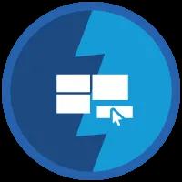 Lightning App Builder badge icon.
