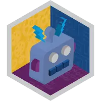 Process Automation Specialist badge icon.