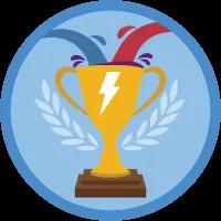 Duplication Management Trailhead badge.