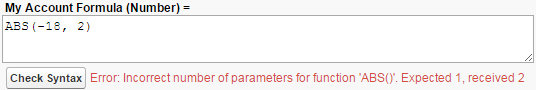 パラメータ数が多すぎる数式