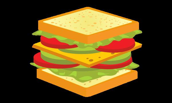 チーズサンドウィッチ