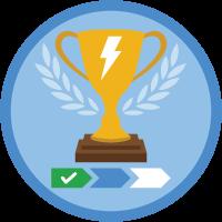 Path & Workspaces badge