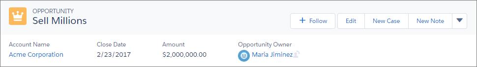 Il s'agit vraiment d'une grande opportunité.